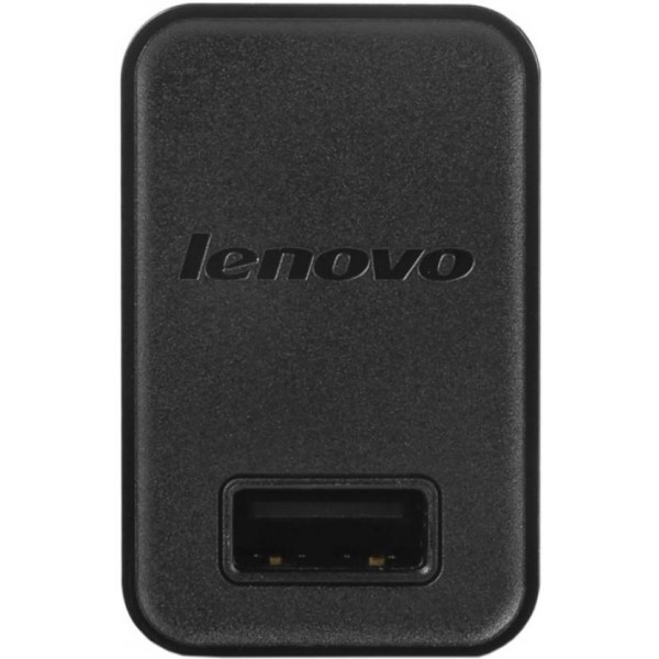 Lenovo 10W AC Adapter Mobile Charger  (Black, Cable Included)