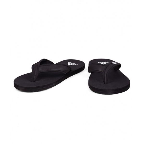 Adidas Black Flip Flops
