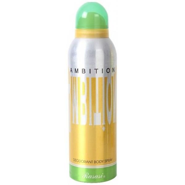 Rasasi Ambition Deodorant Spray - For Women  (200 ml)