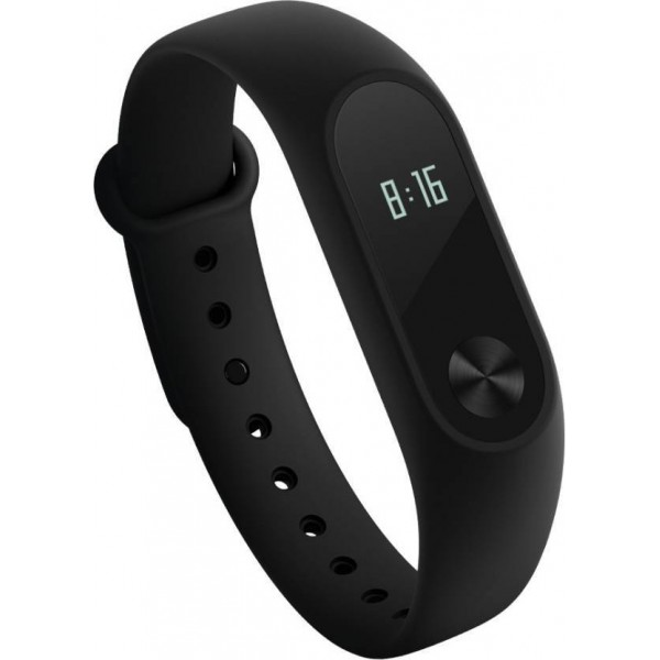 Mi Band - HRX Edition  (Black Strap, Size : Regular)