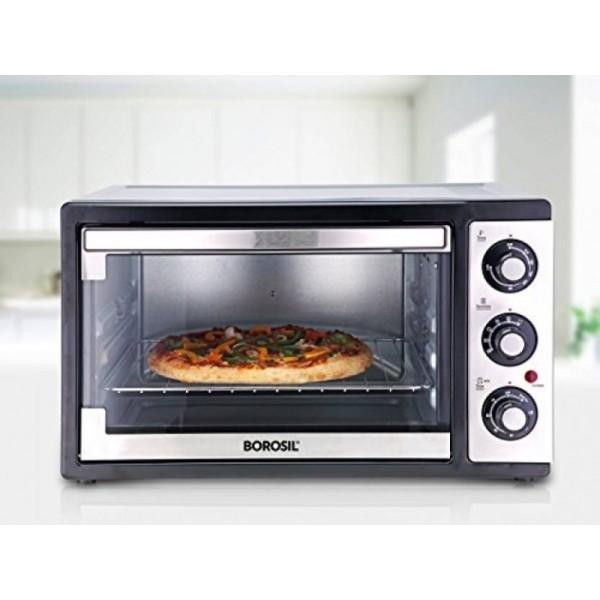 Borosil 19-Litre BOTG19CS11 Oven Toaster Grill (OTG)