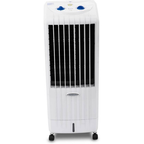 Symphony Diet 8T Personal Air Cooler  (White, 8 Litres)