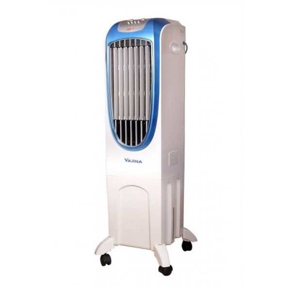 VARNA JAZZ-36 Tower Air Cooler  (METALLIC, 36 Litres)