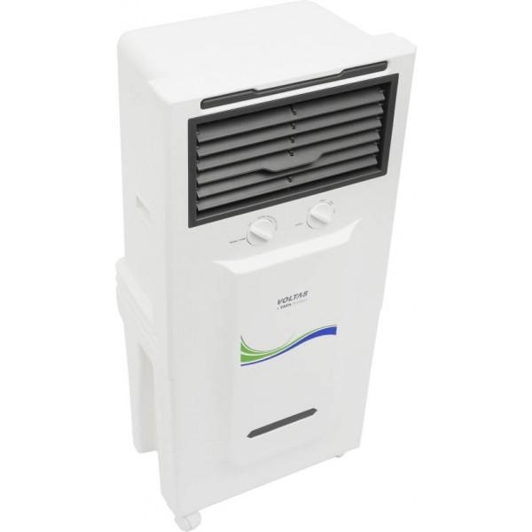 Voltas VD P34MH Personal Air Cooler  (White, 34 Litres)