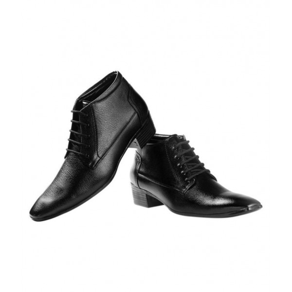 BXXY Black Formal Boot