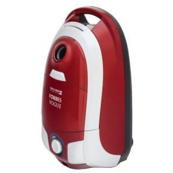Eureka Forbes Vogue Dry Vacuum Cleaner  (Red and Silver)