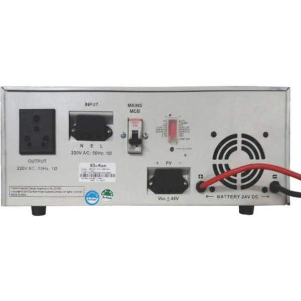 Su-Kam 1600/24V Brainy Eco Pure Sine Wave UPS Pure Sine Wave Inverter