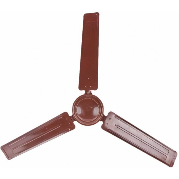 Singer Aerostar Solo 3 Blade Ceiling Fan  (Brown, Pack of 1)