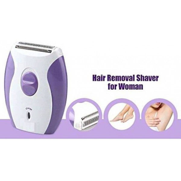 Kemei km-280R Cordless Grooming Kit for Women  (Multicolor)