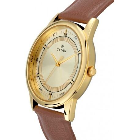 Titan  1773YL03 Karishma Watch - For Men