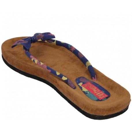 Footrendz  Women Blue Flats