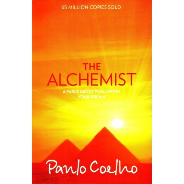ALCHEMIST  (English, Paperback, Paulo Coelho)