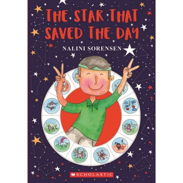 The Star that Saved the Day  (English, Paperback, Nalini Sorensen)