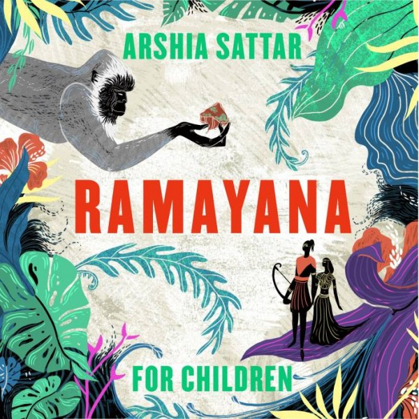 Ramayana For Children  (English, Paperback, Arshia Sattar)