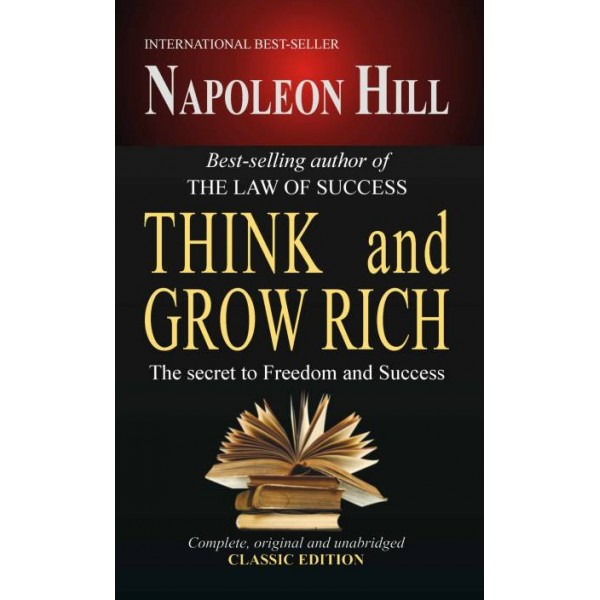 Think & Grow Rich (With CD)  (English, Paperback, Napoleon Hill)