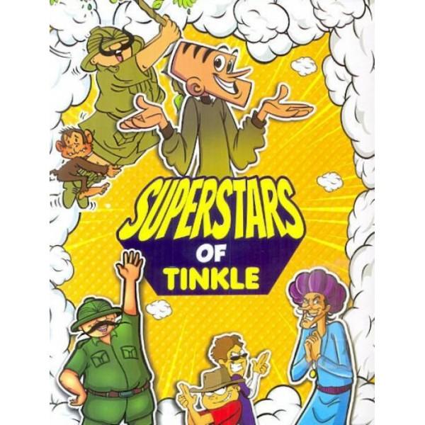 Tinkle Super Star Pack  (English, Hardcover, RAJANI THINDIATH)