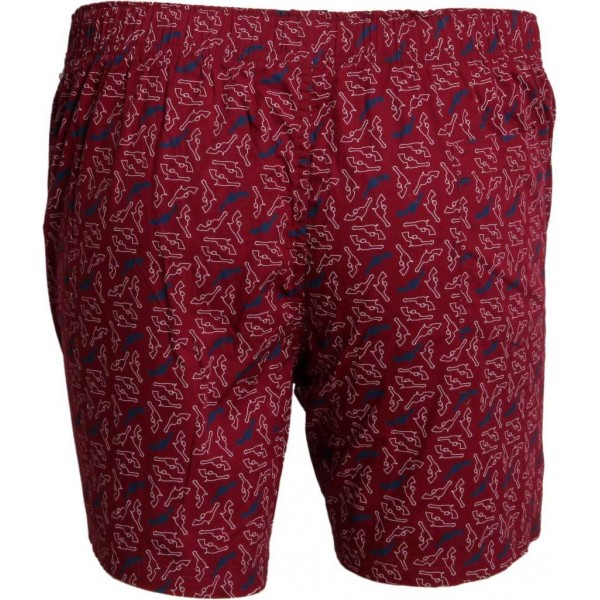 Wyw  Printed Men's Boxer  (Pack of 1)