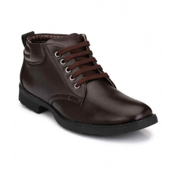 Mactree Brown Formal Boot