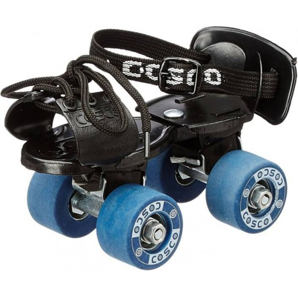 Cosco Tenacity Super Quad Roller Skates - Size Suitable for 4 to 7 years ( Kids ) Quad Roller Skates