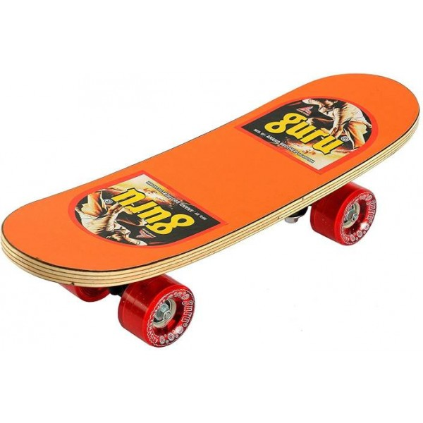 COCKATOO Mini Tenacity 5 inch x 100 inch Skateboard  (Multicolor, Pack of 1)