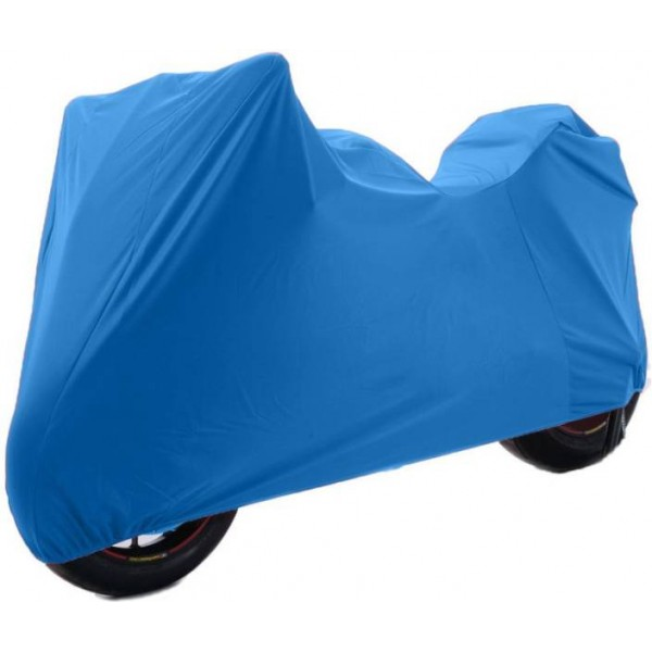 Water Proof Two Wheeler Cover for Royal Enfield  (Thunderbird 350, Blue)