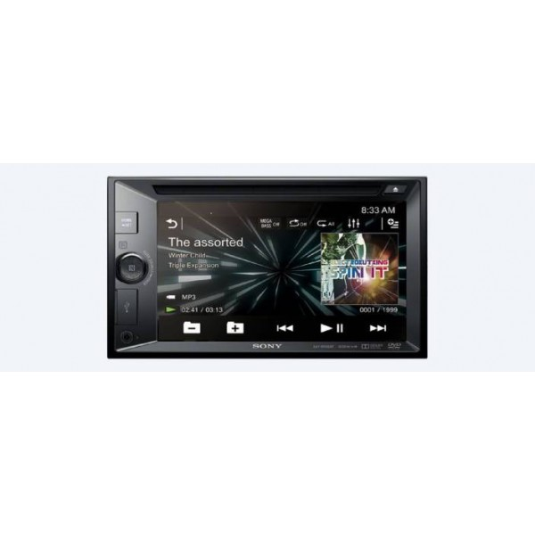 Sony xav-w601 Car Stereo  (Double Din)