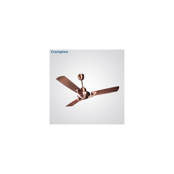 Crompton Greaves 1200 mm Triton Electroplated Ceiling Fan