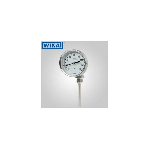 Wika Temperature Gauge 0-100°C 63mm Dia-A 52.063