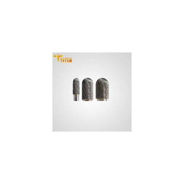 Totem 69mm Supreme Cylindrical Burr With Radius End-B12