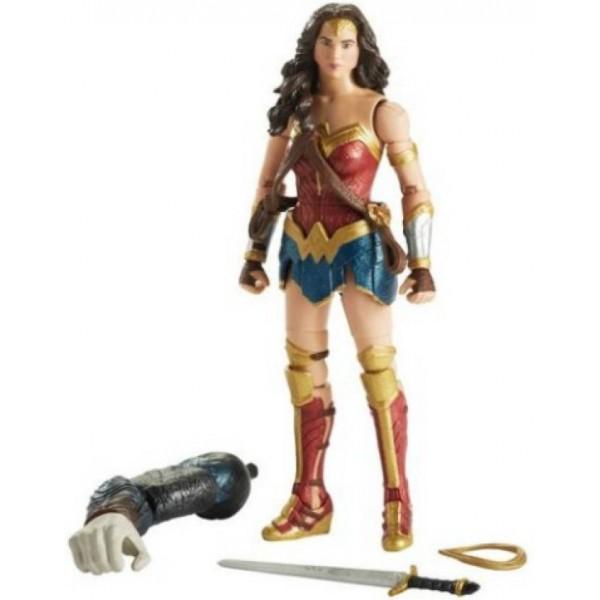 """Justice League 6"""" Multiverse Figure Wonder Woman  (Multicolor)"""