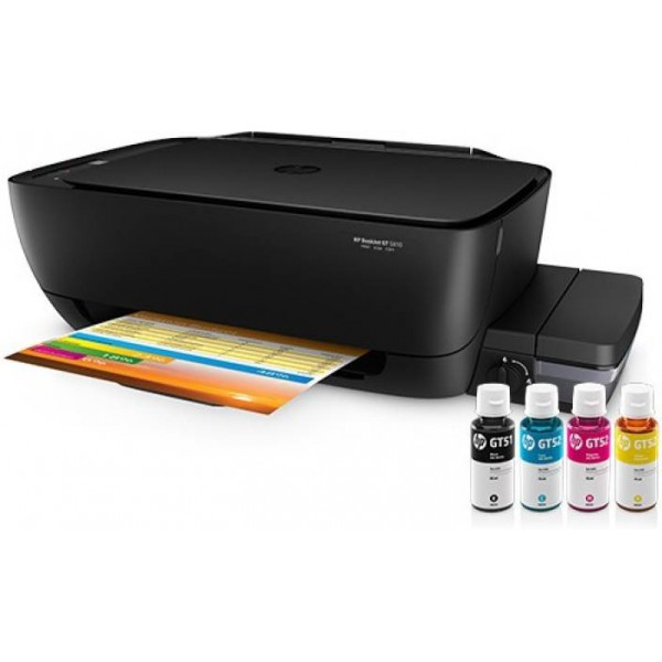 HP DeskJet Ink Tank GT 5810 Multi-function Printer  (Black, Refillable Ink Tank)