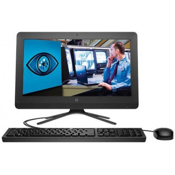 HP - (APU Quad Core E2/4 GB DDR3/1 TB/Free DOS)  (Black, 19.5 Inch Screen)