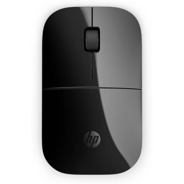 HP Z3700 Wireless Optical Mouse  (USB, Black)