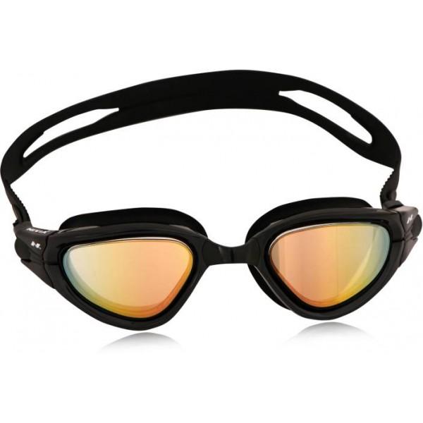 Nivia Whale Swimming Goggles  (Black)