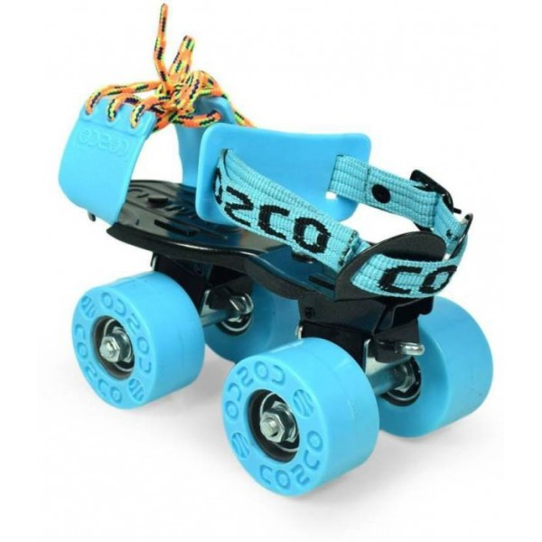 Cosco Zoomer Junior (Red or Orange or Blue or Green)Quad Roller Skates