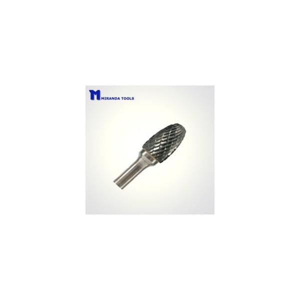 Miranda 16 mm Tungsten Carbide Rotary Burr-OM3