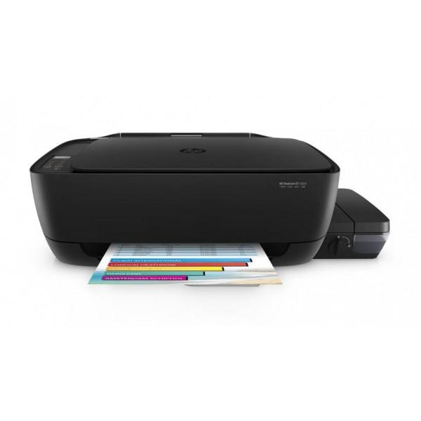 HP DeskJet Ink Tank GT 5820 Multi-function Wireless Printer  (Black, Refillable Ink Tank)