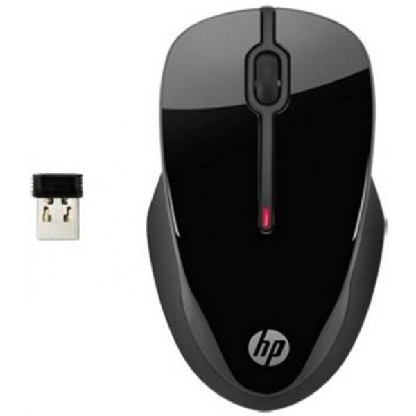 HP X3500 Wireless Comfort Mouse  (USB)