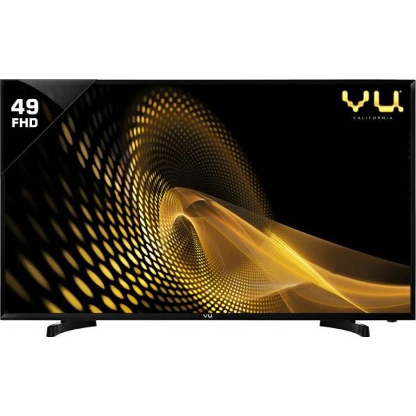 Vu 124cm (49 inch) Full HD LED TV  (49D6575)