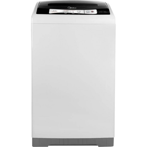 Midea 6.5 kg Fully Automatic Top Load Washing Machine Grey  (MWMTL065ZOF)