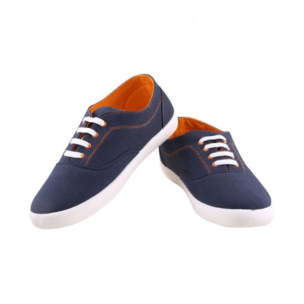 Globalite Enigma Sneakers Navy Casual Shoes
