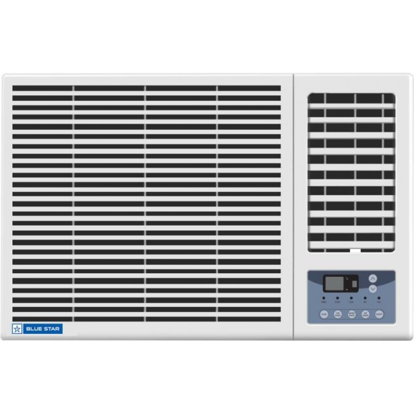 Blue Star 1 Ton 3 Star BEE Rating 2018 Window AC - White  (3W12GA)