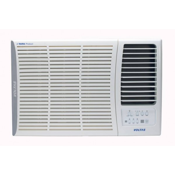Voltas 1.5 Ton 5 Star BEE Rating 2018 Window AC - White  (185DZA, Copper Condenser)