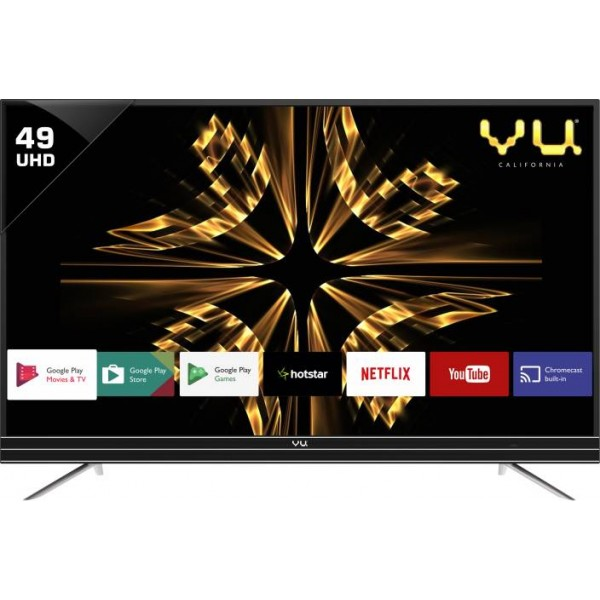 Vu Android 124cm (49 inch) Ultra HD (4K) LED Smart TV  (49SU131)