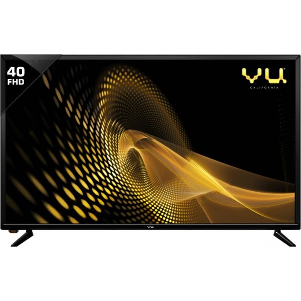 Vu 102cm (40 inch) Full HD LED TV  (40D6535)