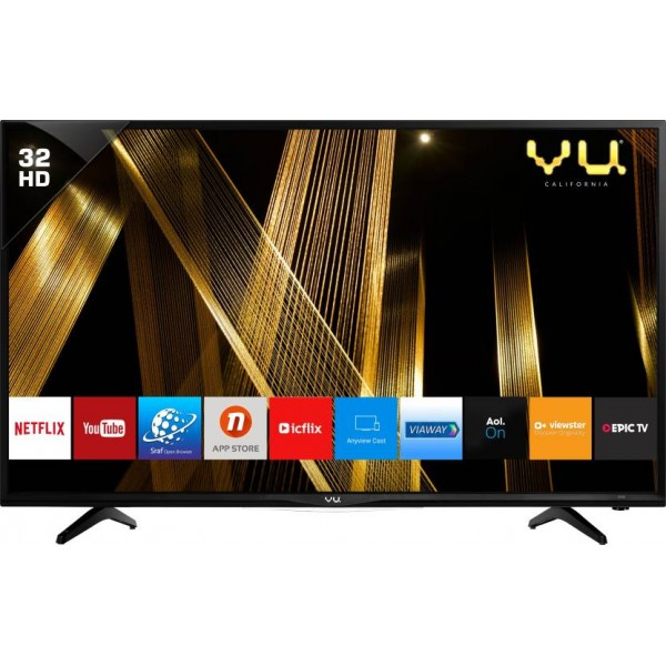 Vu 80cm (32 inch) HD Ready LED Smart TV  (32D6475_HD smart)