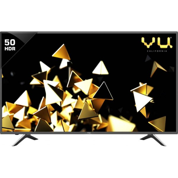 Vu 127cm (50 inch) Ultra HD (4K) LED Smart TV  (LEDN50K310X3D Ver: 2017)