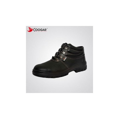 Coogar Size 7 Steel Toe Safety Shoes-82172 Hi-Ankle 014