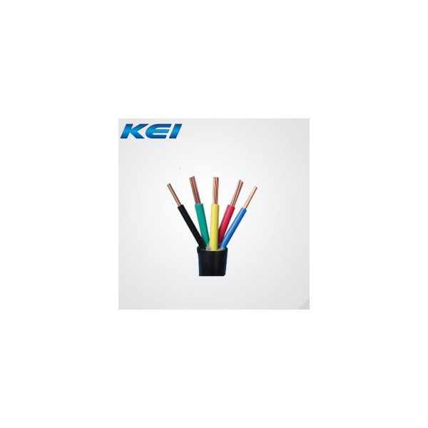 KEI 0.75 mm² Single Core PVC Insulated Industrial Multistrand Cable