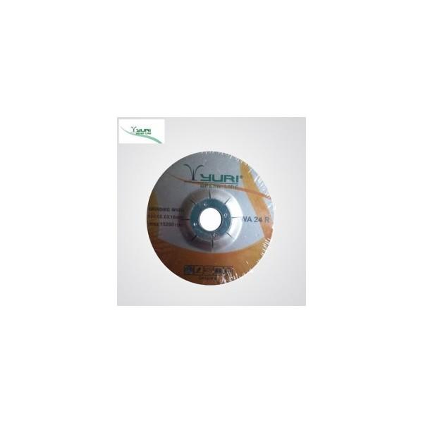 Yuri Greenline 4 Inch DC Grinding Wheel (Pack Of 25)